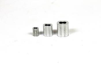 Aluminum Double Ferrules #368